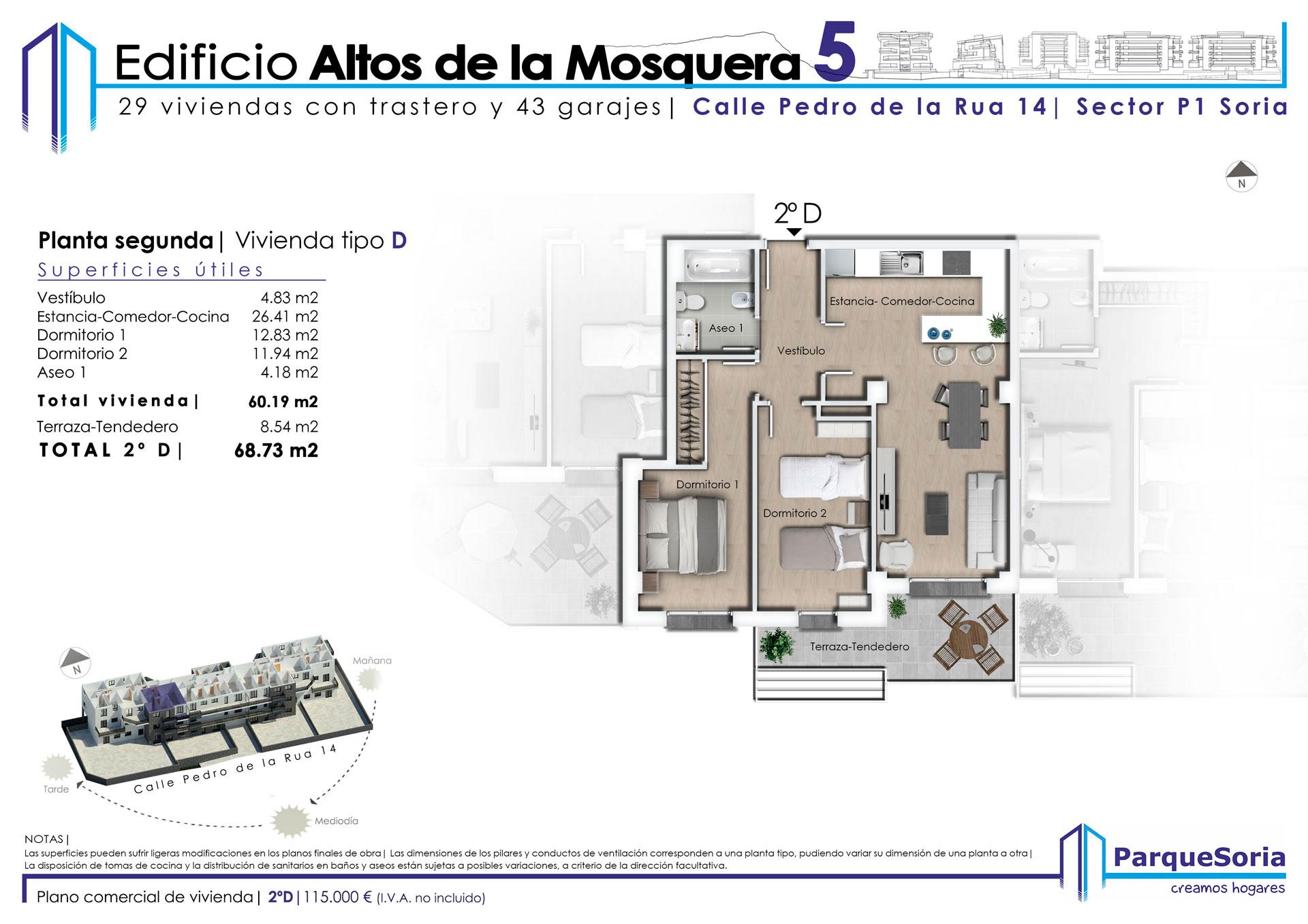 Altos de la Mosquera 5