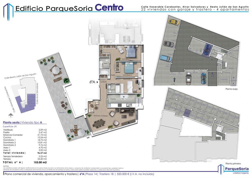 Parque Soria Centro