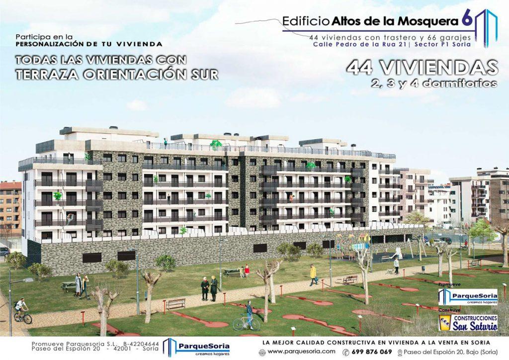 Altos de la Mosquera 6